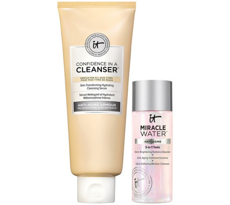 IT Cosmetics Confidence in A Cleanser Cleansing Serum Auto-Delivery