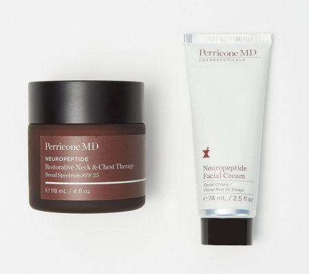 Perricone MD Power of Neuropeptides Face & Neck Duo