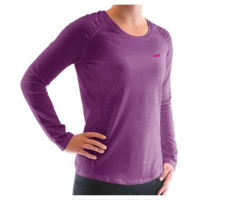 Ryka Women's Fit Long-Sleeve Top