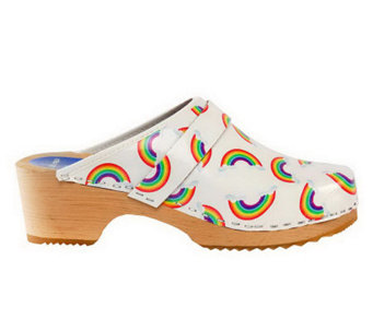 Cape Clogs Rainbows Style Clogs - A328614
