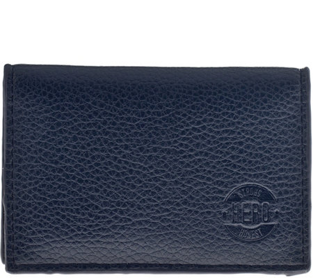 HERO Goods Bryan Wallet, Blue