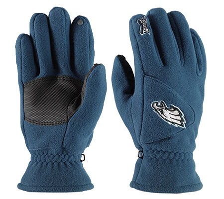 NFL Philadelphia Eagles Winter Gloves — QVC.com