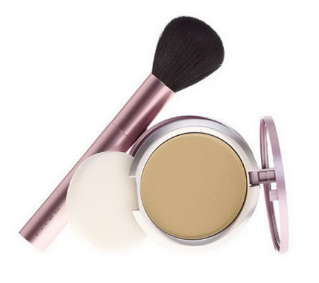 Mally Poreless Perfection Foundation SPF 20 w/Brush