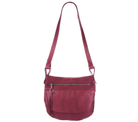 "Hobo Summit Leather ""In the Know"" Shoulder Crossbody"