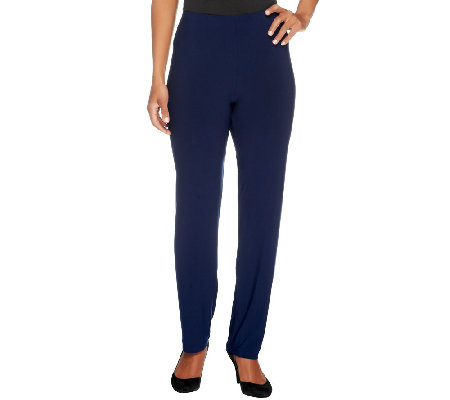 Attitudes by Renee Petite Silhouettes Tushy Lifter Pants