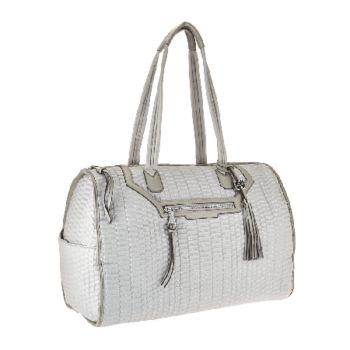 Aimee Kestenberg Nylon Quilted Weekender Bag - Jasame