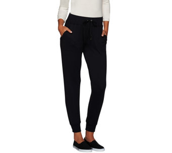 cee bee CHERYL BURKE Knit Jogger Pants - A268615