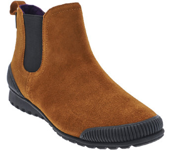 Cougar Waterproof Suede Chelsea Boots - Exceed - A270515