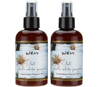 WEN by Chaz Dean Choice of Fall Treatment Mist 6 oz. Duo - A271715