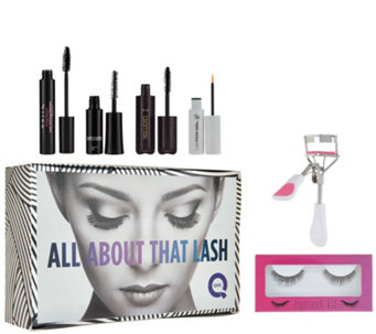 QVC Beauty All About the Lash 6-Piece Kit - A284215