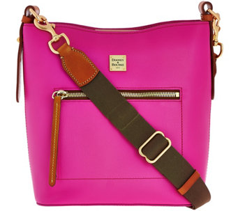 """As Is"" Dooney & Bourke Raleigh Small Roxy Bag - A285815"