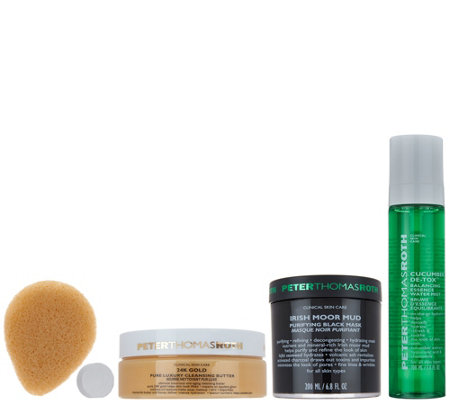 Peter Thomas Roth Detox & Purify 3-piece Collection