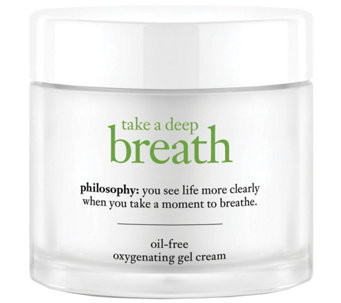 philosophy take a deep breath face moisturizer2 oz - A339615