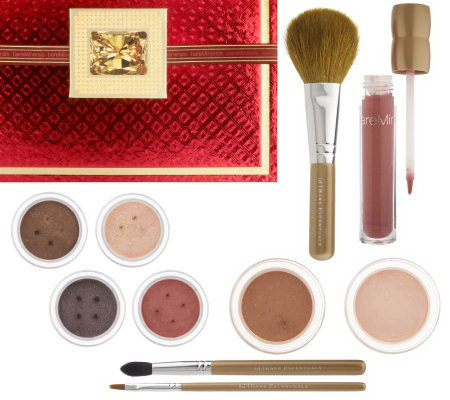 bareMinerals Champagne Diamonds 10-pc. Collection & Vanity Box