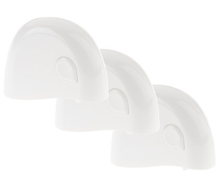 Clarisonic Opal Sonic Infusion Set of 3 Serum Dispenser Caps
