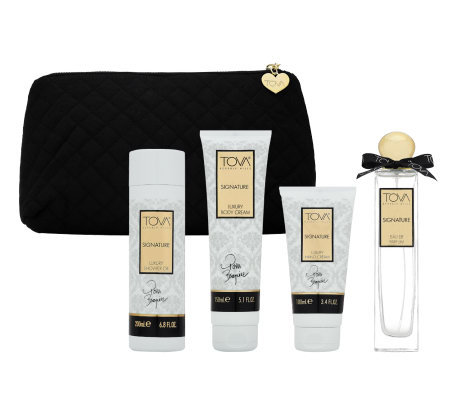 TOVA Signature 4-piece Luxury Collection
