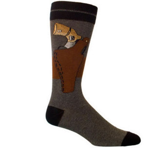 Ozone Design Set of 2 Mens Back Up Socks - A242816
