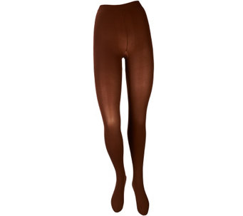 Linea Body by Louis Dell'Olio Solid Opaque Tights - A260016