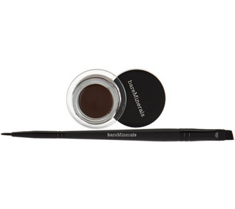 bareMinerals Must Have Eyes Baseline Silky Cream Eyeliner & Liner Brush - A278716
