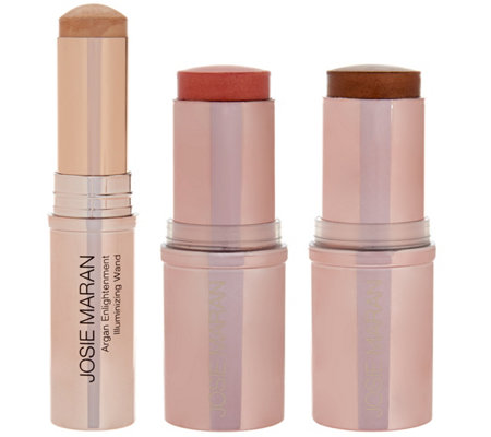 Josie Maran Color Stick & Enlightment Trio