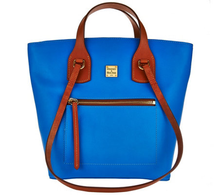 """As Is"" Dooney & Bourke Raleigh Tara Shopper"