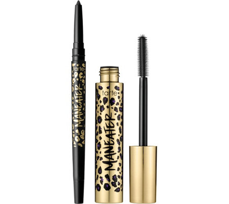 tarte Maneater Mascara & Self-Sharpening Liner