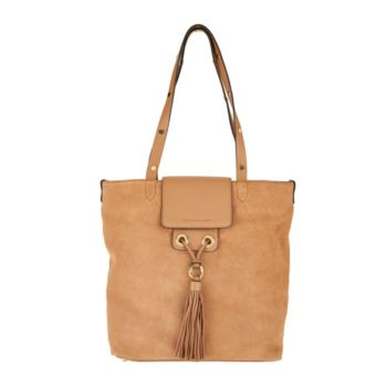Aimee Kestenberg Leather Tote Bag- Greenpoint