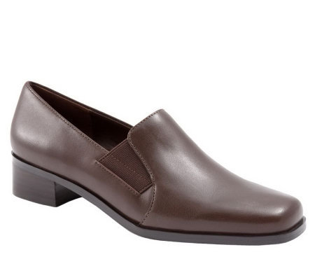 Trotters Ash Slip-On Loafers