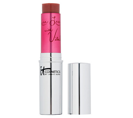 IT Cosmetics Vitality Flush Reviver Lip & CheekStain Stick