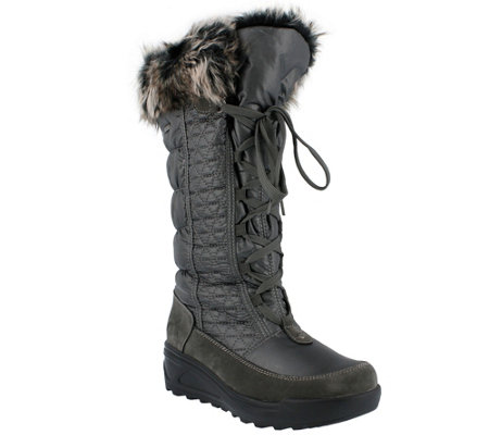 Spring Step Waterproof Winter Boots - Fotios