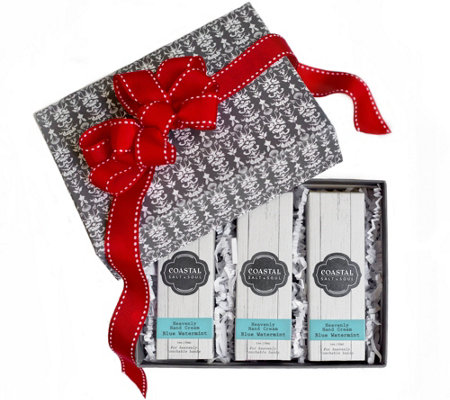 Coastal Salt & Soul Holiday Hand Cream Gift Set