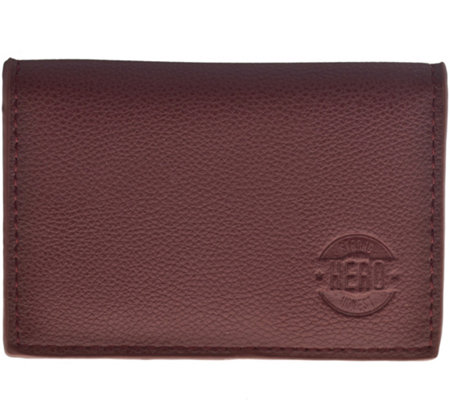 HERO Goods Bryan Wallet, Brown