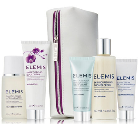 elemis hydrate and nourish face and body collection