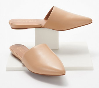 84d7929f8d0 Aerosoles x Martha Stewart Pointed Toe Mules - Out of Town - A366016