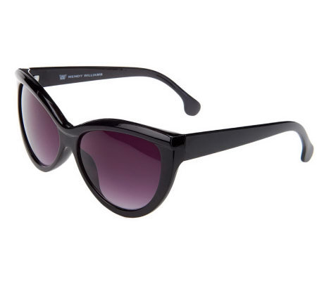 Wendy Williams Cat Eye Style Sunglasses