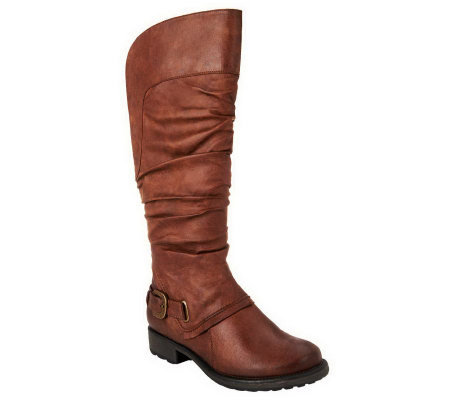 """As Is"" Baretraps Sheridan Tall Shaft Boots"