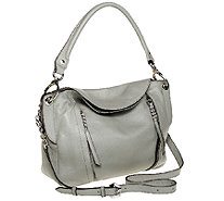 orYANY Danielle Italian Leather Convertible Shoulder Bag - A265817