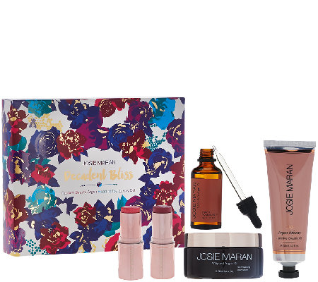 Josie Maran Argan Oil Luxury Body Collection