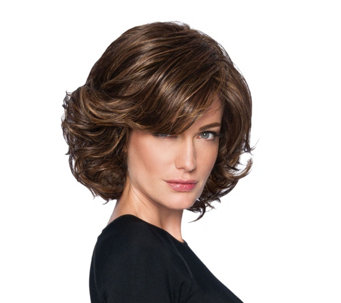 Hairdo Modern Flair Waved Bob Wig - A280517