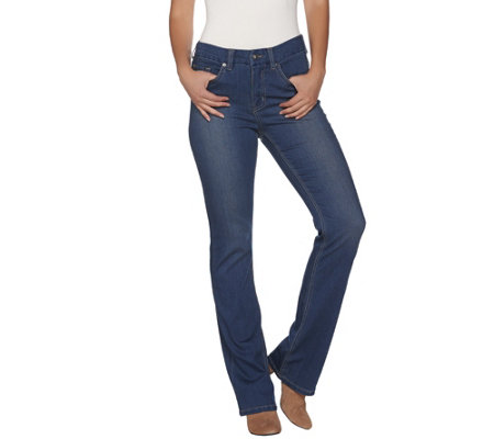 Women with Control My Wonder Denim Regular Boot Cut Jeans