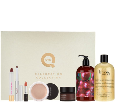 QVC Beauty Celebration 7-piece Collection