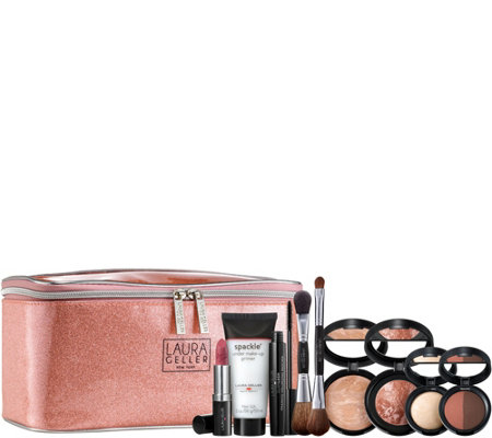 Laura Geller Speakeasy Sparkle 9-piece Collection
