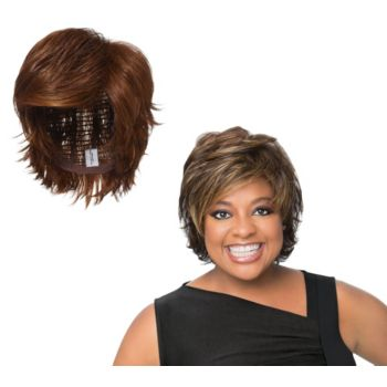 LUXHAIR by Sherri Shepherd Tapered Flip Cut Wig
