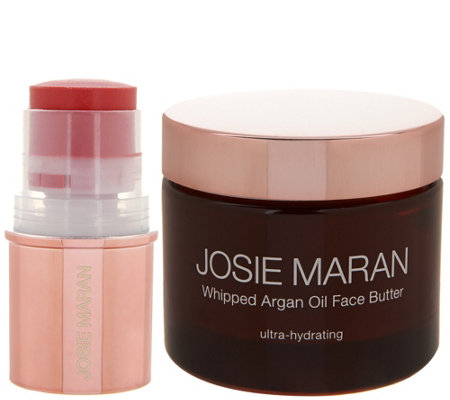 josie maran argan oil face butter w color stick auto delivery page 1. Black Bedroom Furniture Sets. Home Design Ideas