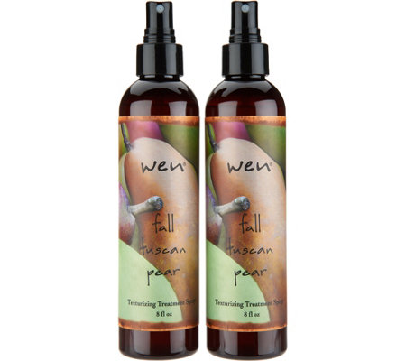 WEN by Chaz Dean Fall Texturizing Treatment Spray Duo