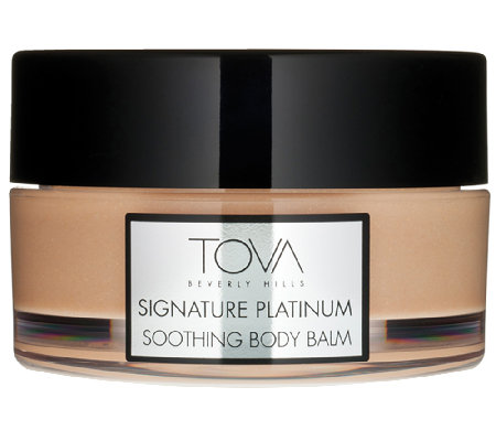 TOVA Signature Platinum Body Balm