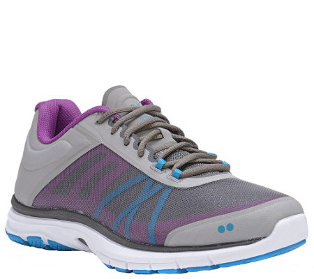 Ryka Lace-up Training Sneakers - Dynamic 2
