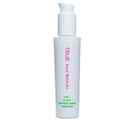 TRUE Isaac Mizrahi 6-in-1 Absolutely Radiant Moisturizer