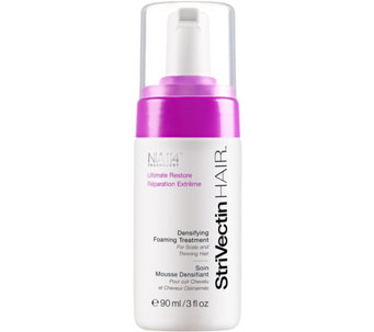 StriVectin HAIR Ultimate Restore Densifying Foa ming Treatment - A339617