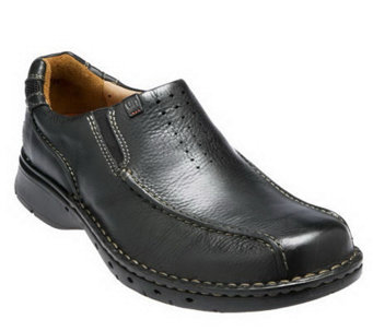 Clarks Men's Unstructured Un.seal Slip-on Shoes - A184918